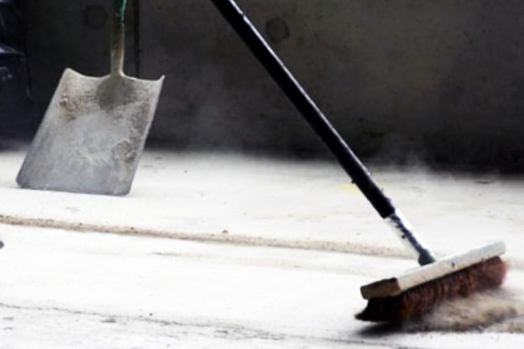 Imagen limpieza obras en Comunidad de Propietarios