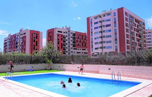 Pîscinas Comunitarias en Murcia