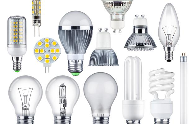 tipos de lamparas de consumo