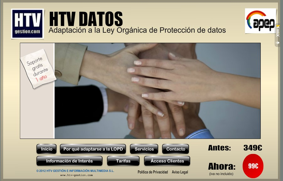HTV DATOS
